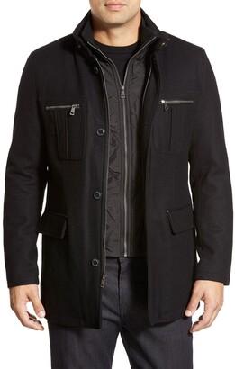 Cole Haan Cole HaanWool Blend Jacket