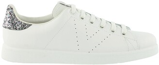 Victoria Deportivo Piel Leather Trainers