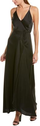 Yumi Kim Maxi Wrap Dress