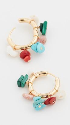 Anni Lu Carine Hoop Earrings