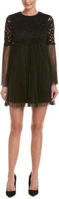 Aidan Mattox A-Line Dress
