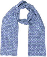 Tory Burch Printed Wide Scarf