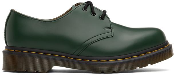 green dr martens