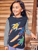 Boden Glow-in-the-dark Space T-shirt