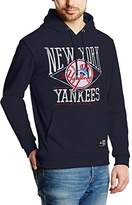 Majestic Men's Yankees Kossy Overhead Graphic Hoodie