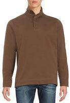 Tommy Bahama Mockneck Pullover