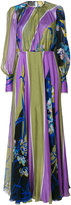 Emilio Pucci printed maxi dress - women - Silk - 38