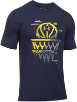 Under Armour Men's Graphic Basketball T-Shirt