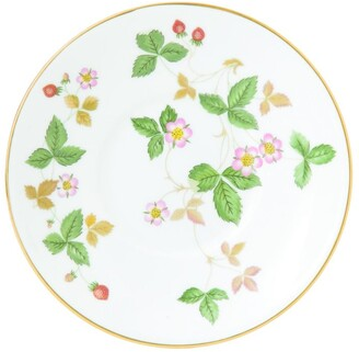 Wedgwood Wild Strawberry Can Coffee Saucer