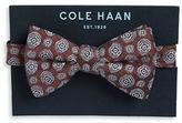 Cole Haan Geo Print Bow Tie