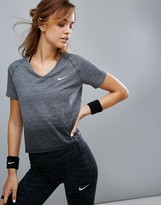 Nike Running Dri-Fit Knitted Top