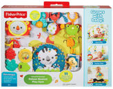 Fisher-Price NEW Colourful Carnival Deluxe Musical Play Gym