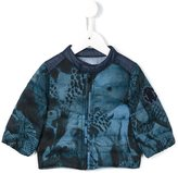 Roberto Cavalli printed puffer jacket - kids - Feather Down/Polyamide - 18 mth