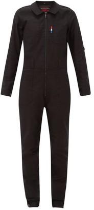 Lafont Funtaine Cotton-canvas Jumpsuit - Womens - Black