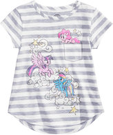 My Little Pony Graphic-Print T-Shirt, Toddler and Little Girls (2T-6X)
