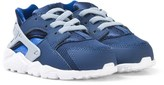 Nike Blue Huarache Run Toddler Trainers