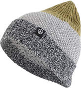 Neff Men's Scrappy Colorblocked Textured-Knit Beanie