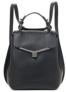 Botkier Valentina Leather Convertible Backpack