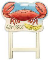 Bed Bath & Beyond Crab TV Tray
