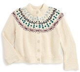 Tea Collection Girl's Mori Cardigan