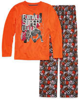 CLOUD 9 Football 2 Piece Pajama Set - Boys 4-20