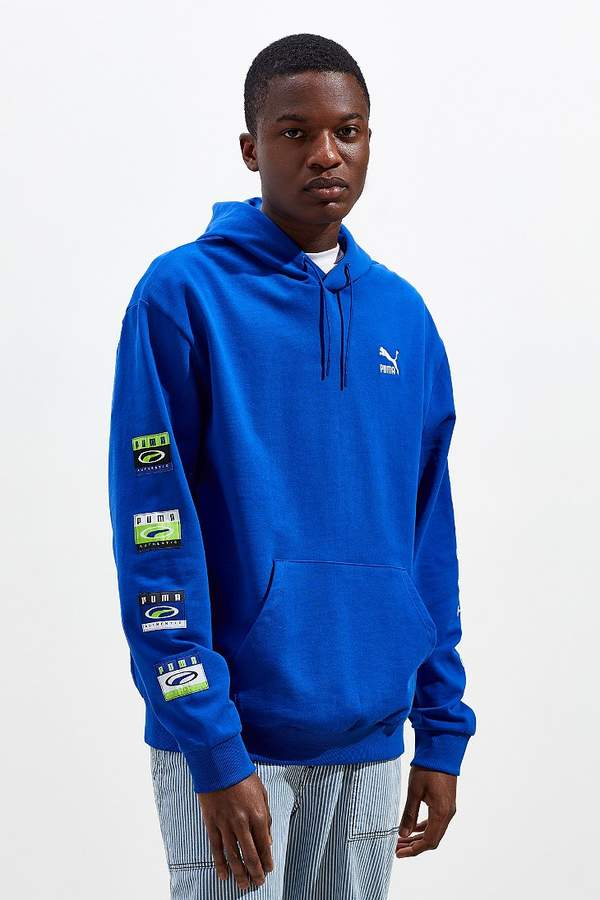 Puma '90s Retro Hoodie Sweatshirt