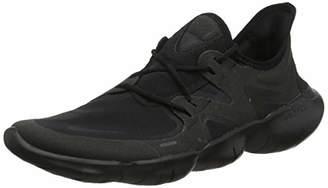 Nike Men's Free Rn 5.0 Training Shoes, Black (Black/Black-Black 006)