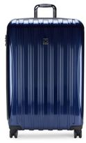 """Delsey 29"""" Expandable Hard-Shell Spinner Suitcase"""