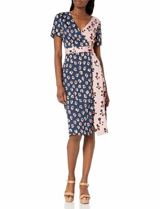 BCBGeneration Women's Midi Casual Dress