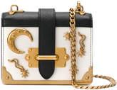 Prada micro Cahier stud bag