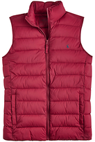 Joules Go To Padded Gilet, Rhubarb