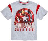 Marvel Short-Sleeve Captain America Civil War Tee - Boys 8-20
