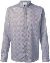 Etro micro print shirt - men - Cotton - 40