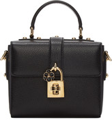 Dolce & Gabbana Black Small 'Dolce Soft' Bag