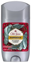 Old Spice Wild Collection Hawkridge Invisible Solid Antiperspirant - 2.6 oz