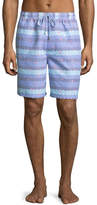 Peter Millar Sail Away Swim Trunks