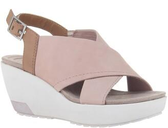 OTBT Yvonne Slingback Wedge Sandal