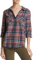 Joie Sumba Plaid Shirt