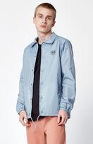 Vans Torrey Slate Blue Coach Jacket