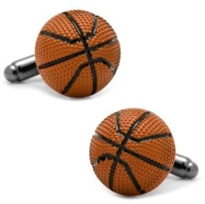 Cufflinks Inc. Basketball Cufflinks