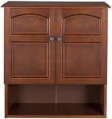 "Elegant Home Fashions Martha 22.25"" W x 25"" H Wall Mounted Cabinet"