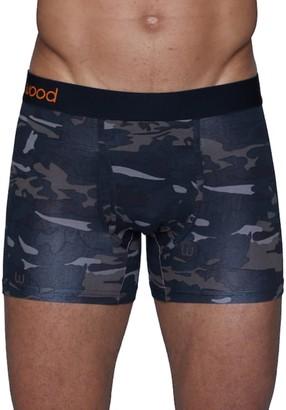 Wood Underwear Modal Boxer Brief