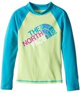 The North Face Kids Dogpatch L/S Rash Guard (Little Kids/Big Kids)