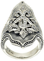 Scott Kay Sterling North South Ring
