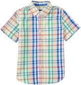 E-Land Kids Plaid Shirt (Toddler/Kid) - Multicolor-4