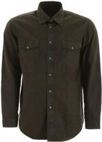 Massimo Alba Waxed Shirt