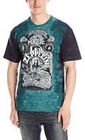 Liquid Blue Men's Led Zeppelin Electric Magic T-Shirt