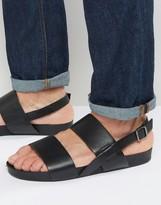 Vagabond Funk Double Strap Sandals