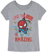 Spiderman 'Amazing' T-Shirt- Girls' 7-16