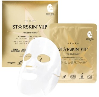 Starskin The Gold Mask Revitalizing Luxury Bio-Cellulose Face Mask